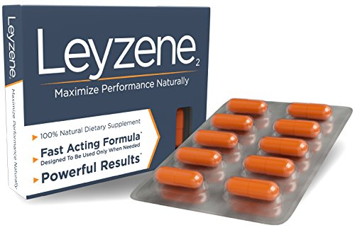 Leyzene₂ The NEW Most Effective Natural Testosterone Booster for Rapid Performance Male Enhancement! Doctor Certified!