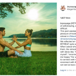 11 Insta-Worthy Yoga and Workout Poses to Try With Your Partner