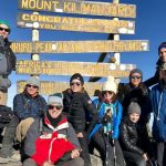 Summiting Mount Kilimanjaro after cancer diagnosis: Reporter's notebook