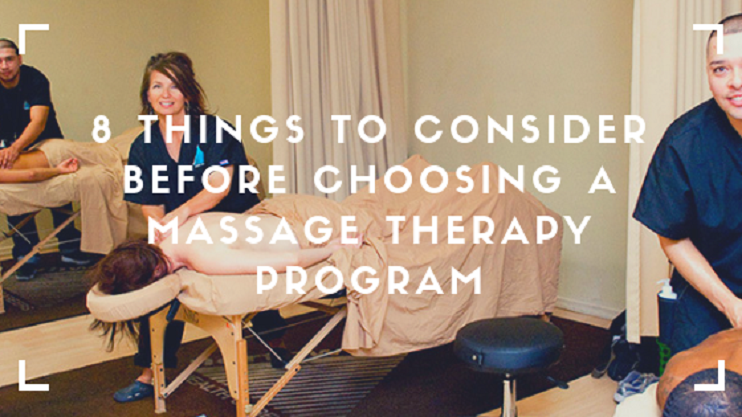 Massage Therapy Program