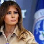 Plane carrying Melania Trump forced to land
