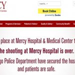 Mercy Hospital shooting claims lives of four, including one physician, a pharmacy resident and a police officer