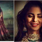 Isha Ambani Looks Resplendent in Her Sabyasachi Mukherjee Creation for Grah Shanti Puja – View Pics