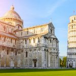 Leaning Tower of Pisa 'straightening up'
