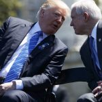 Trump says Jeff Sessions gave him no warning on Obamacare lawsuit