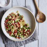 Southwestern Bean and Pepper Salad