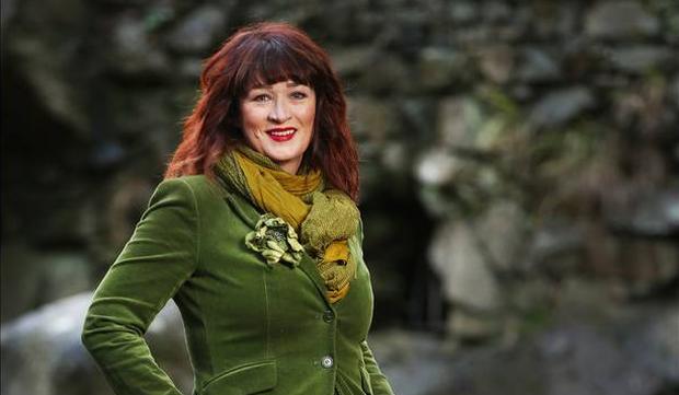 Aine O'Connor. Photo: Steve Humphreys