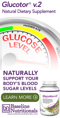 Glucotor v.2 from Baseline Nutritionals