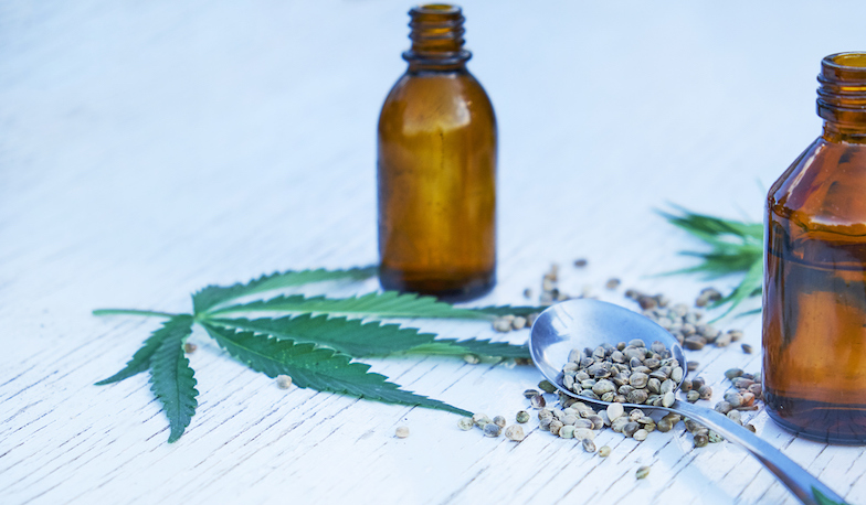 cbd oil, healthista, benefits, hemp, in text