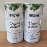 Vegan protein powders from Scitec Nutrition (Review)