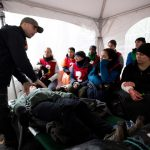 Harvard, Tufts, MIT stage 3-day humanitarian disaster simulation