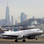 United Airlines says two passengers examined by US health officials after appearing to show symptoms of coronavirus